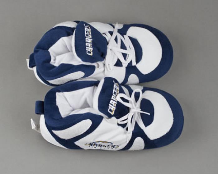 San Diego Chargers Slippers 4