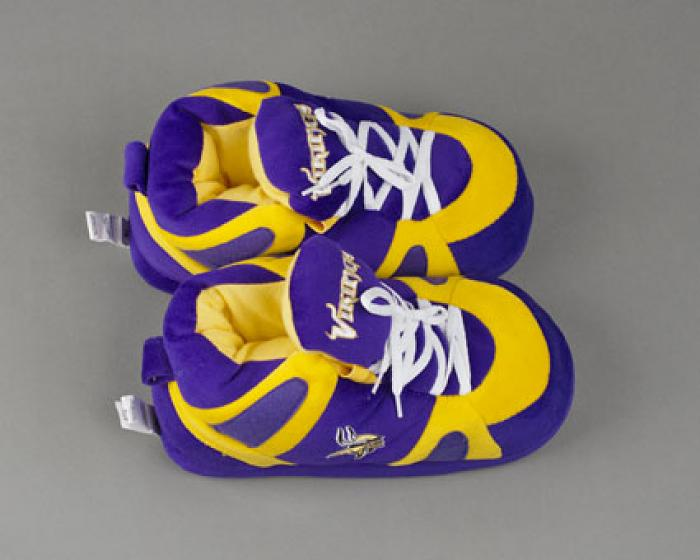 Minnesota Vikings Slippers 4