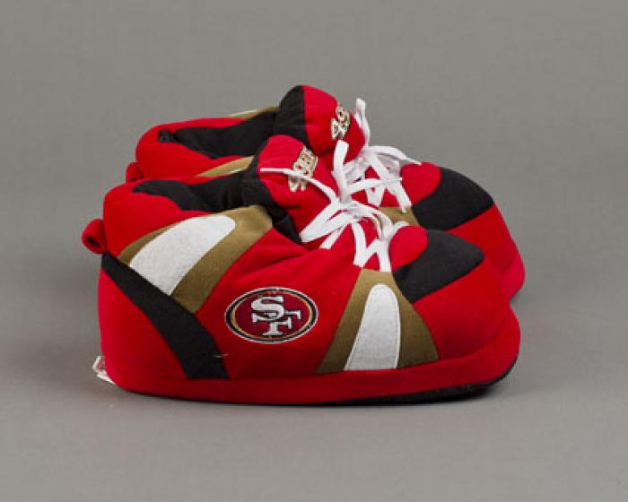 San Francisco 49ers Slippers 2