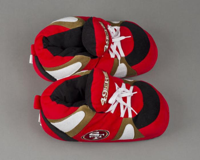 San Francisco 49ers Slippers 4