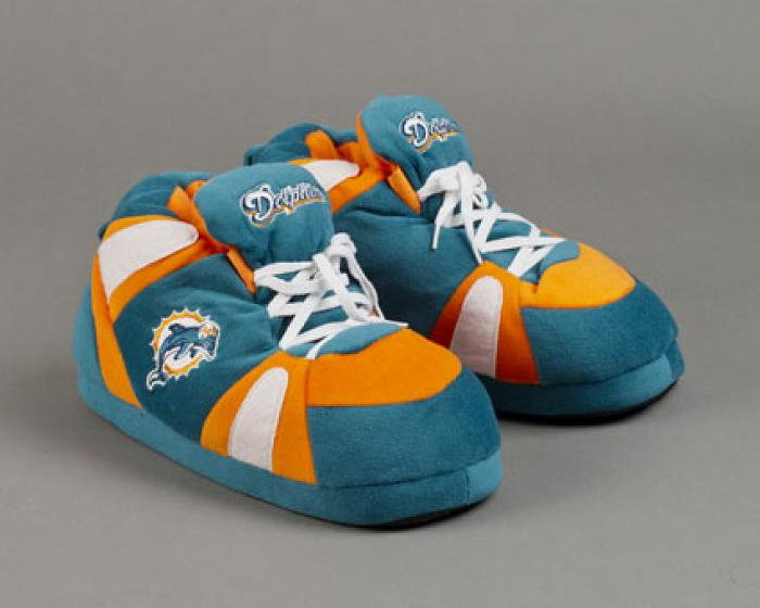 Miami Dolphins Slippers 1