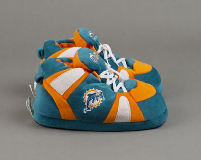 Miami Dolphins Slippers 2