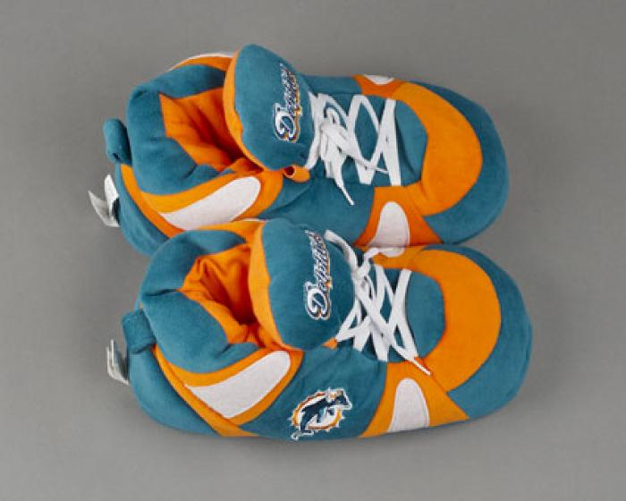 Miami Dolphins Slippers 4