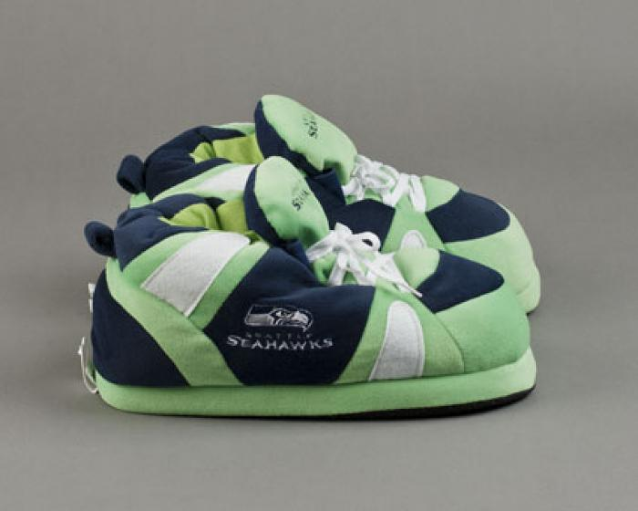 Seattle Seahawks Slippers 2