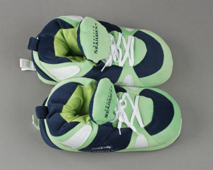 Seattle Seahawks Slippers 4