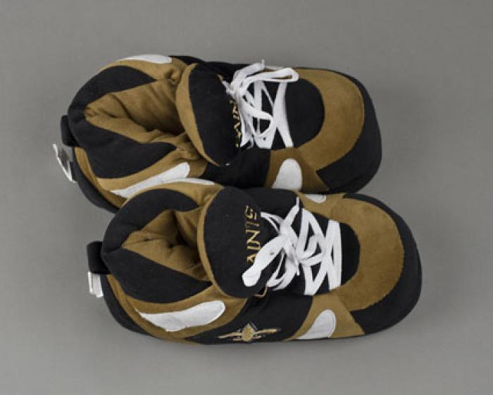 New Orleans Saints Slippers 4