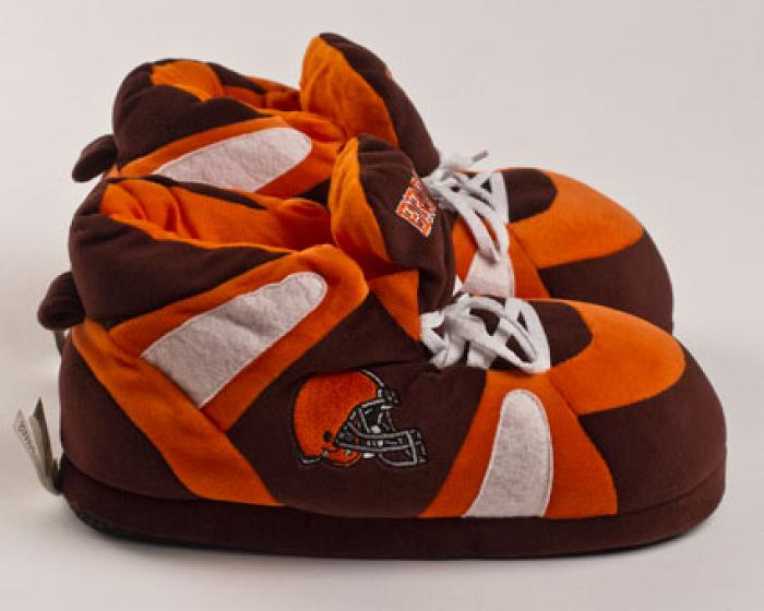 Cleveland Browns Slippers 2
