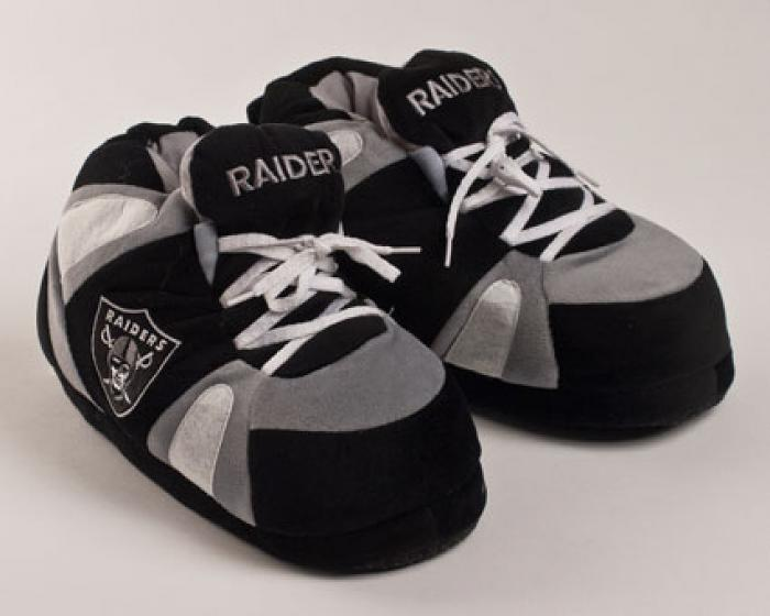 Oakland Raiders Slippers 1