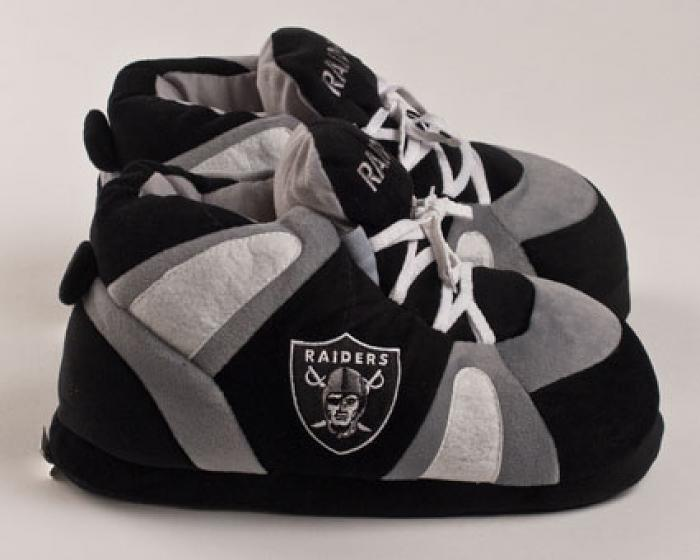 Oakland Raiders Slippers 2