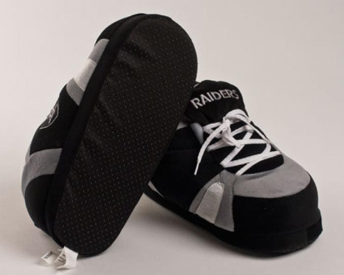 Oakland Raiders Slippers 3