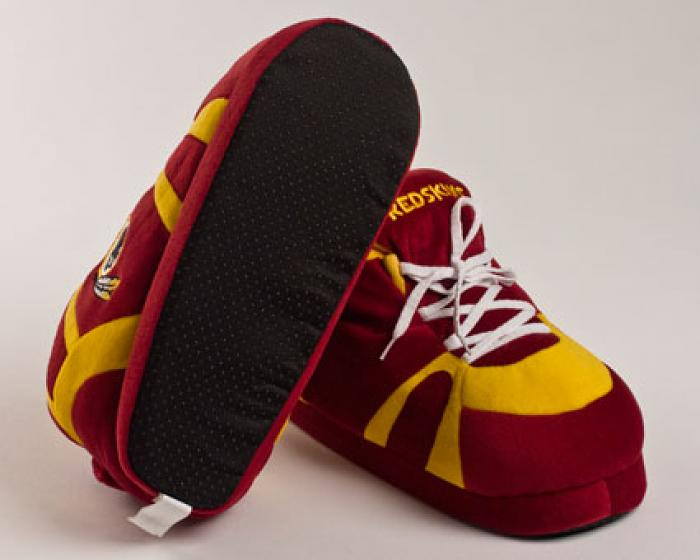 Washington Redskins Slippers 3