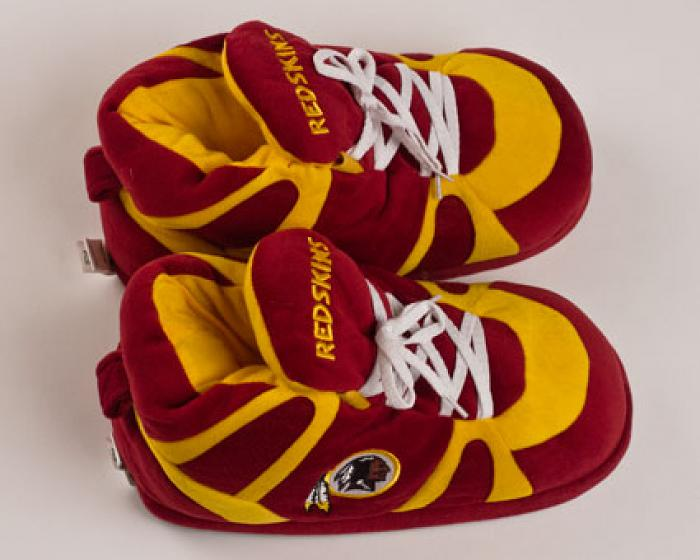 Washington Redskins Slippers 4