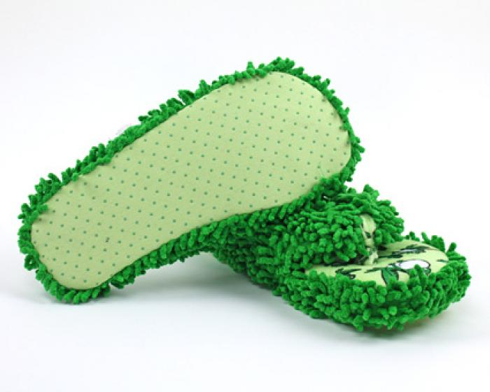 Green Frog Spa Slippers 3