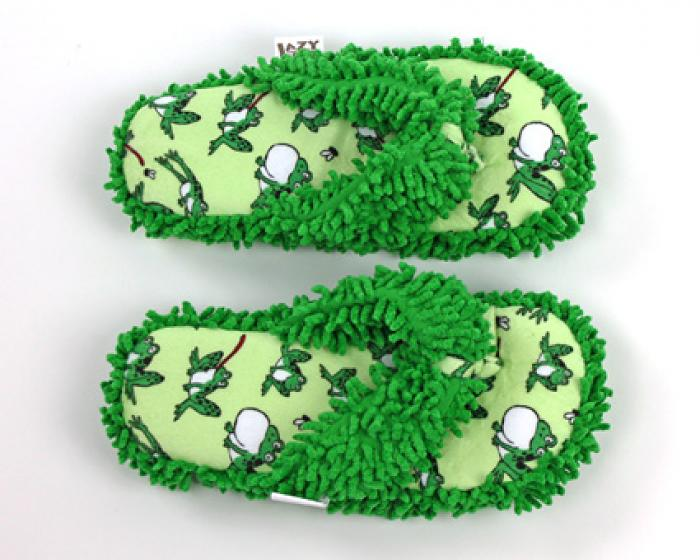 Green Frog Spa Slippers 4