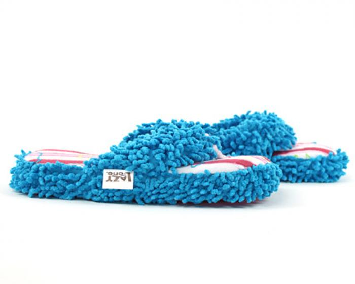 Bear Stripe Spa Slippers 2