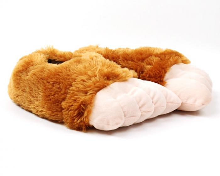 Big Foot Slippers 1