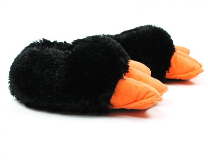 Penguin Feet Slippers With Sound 2