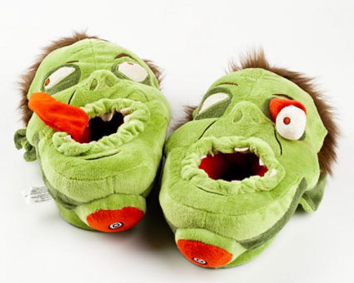 Zombie Slippers 1