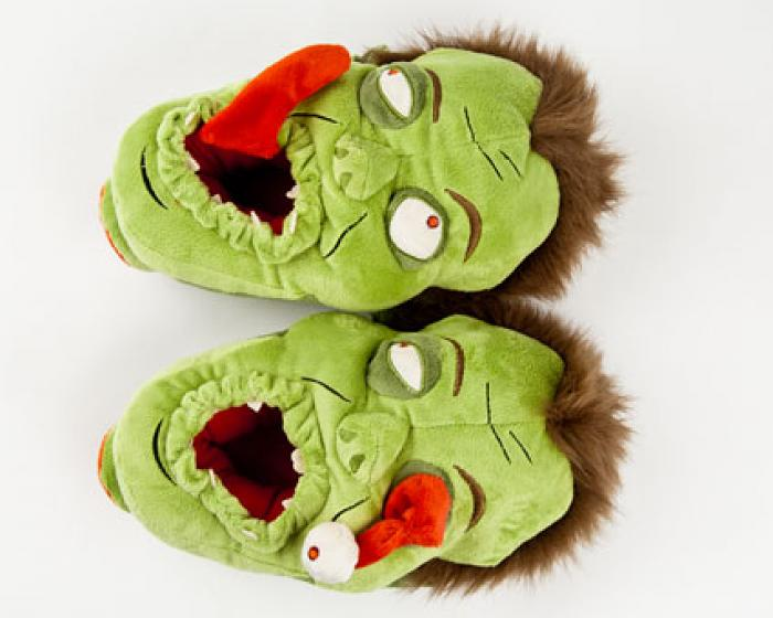 Zombie Slippers 4