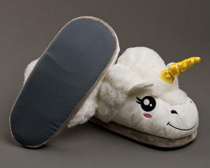 Unicorn Slippers 3