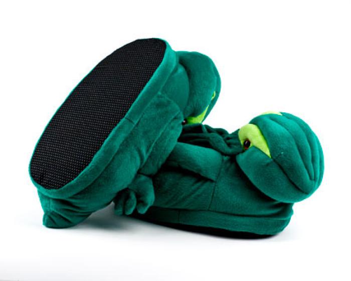 Cthulhu Slippers 3