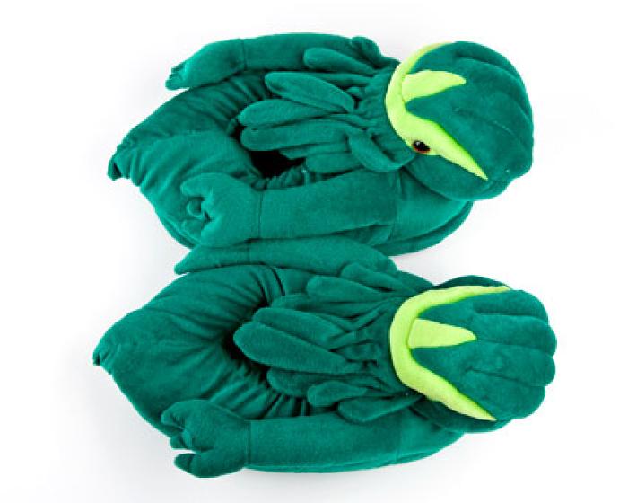 Cthulhu Slippers 4