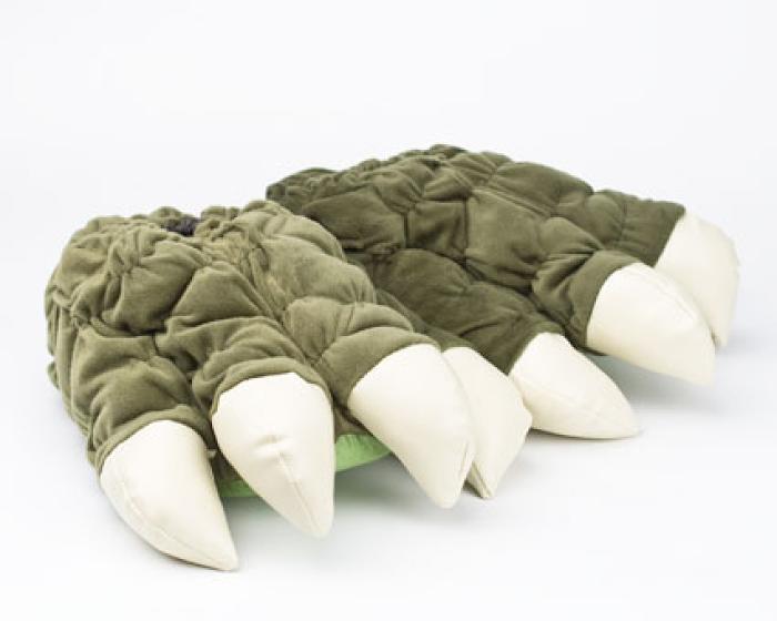 Godzilla Feet Slippers 1