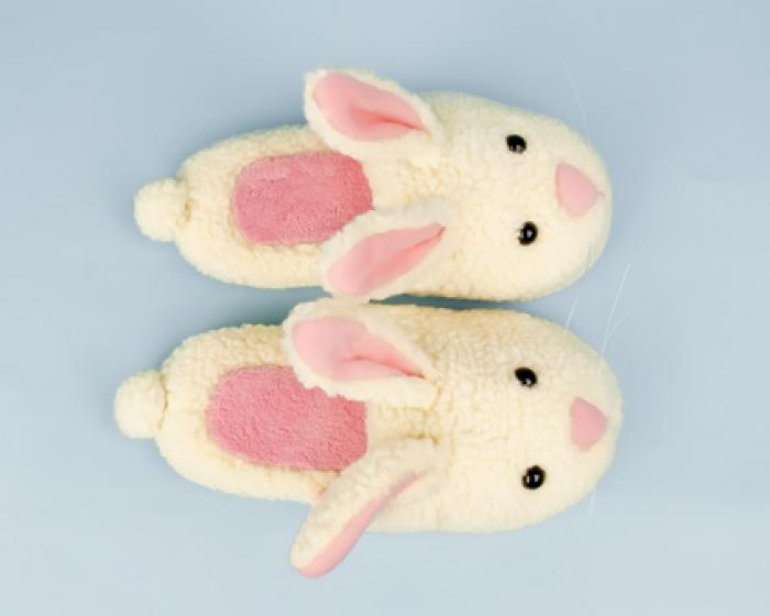 Adult Classic Bunny Slippers 5