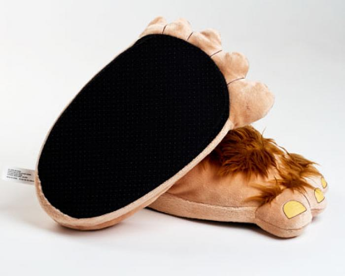 Furry Adventure Slippers 3