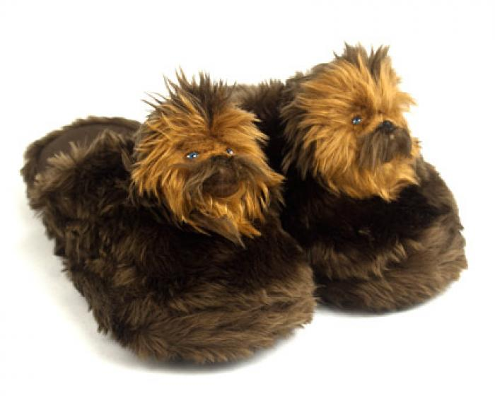 Chewbacca Slippers 1