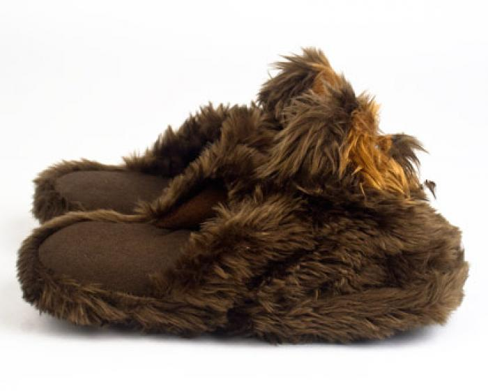 Chewbacca Slippers 2