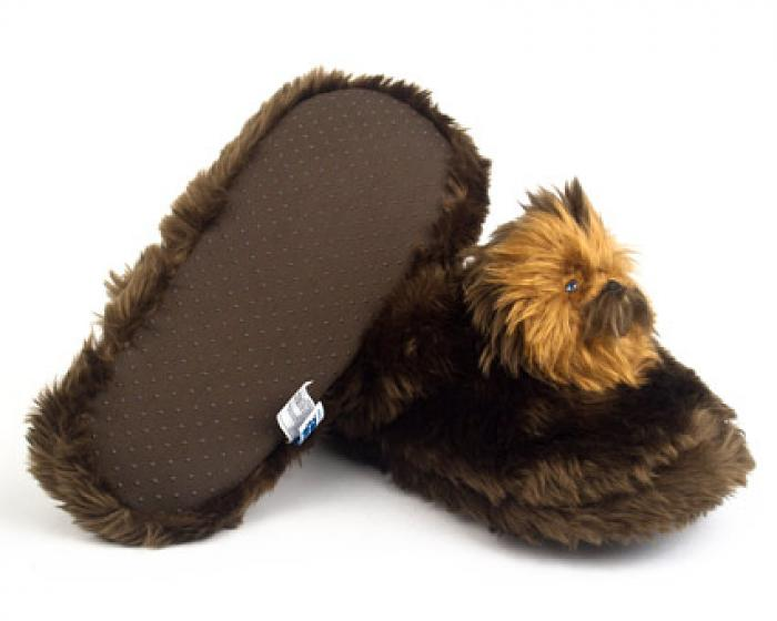 Chewbacca Slippers 3