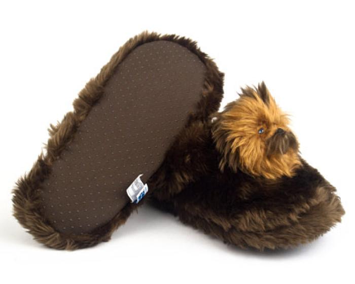 Chewbacca Slippers 3