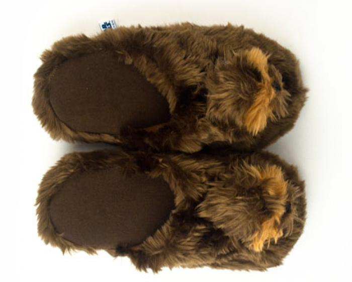 Chewbacca Slippers 4