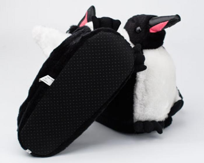 Penguin Slippers 3