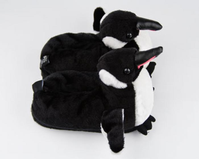 Penguin Slippers 4