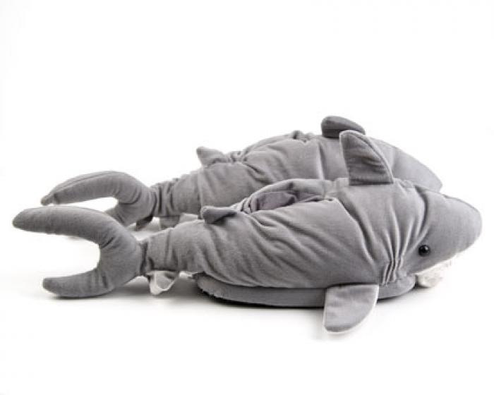 Shark Animal Slippers 2
