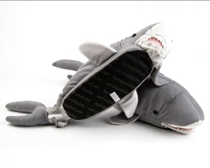 Shark Animal Slippers 3