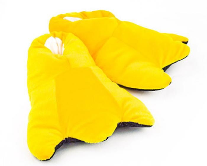 Duck Feet Slippers 1