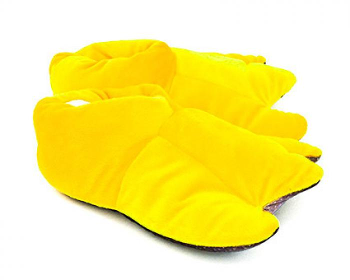 Duck Feet Slippers 2