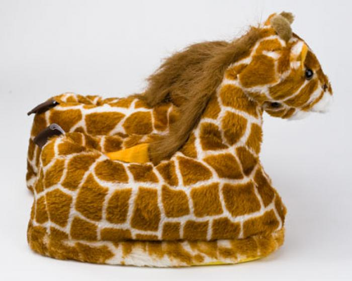 Giraffe Slippers 2