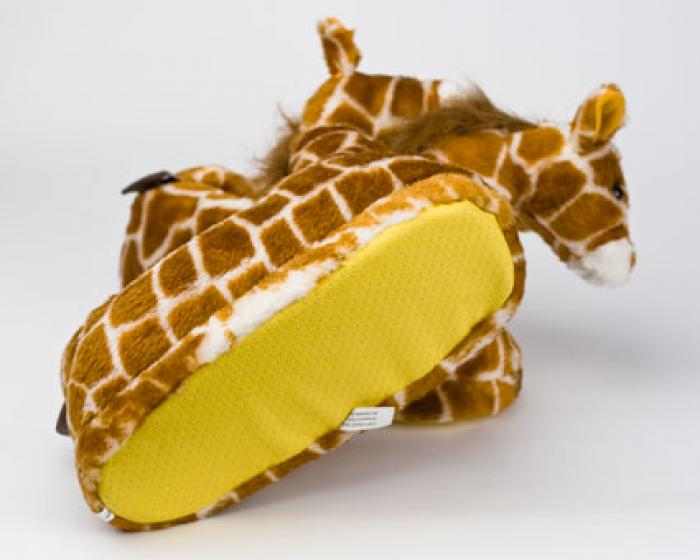 Giraffe Slippers 3