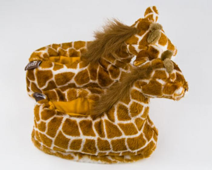 Giraffe Slippers 4
