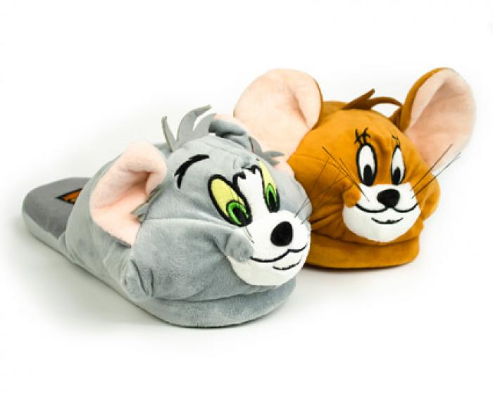 Tom And Jerry Slippers 1