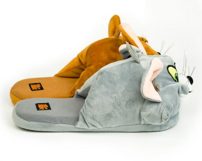 Tom And Jerry Slippers 2