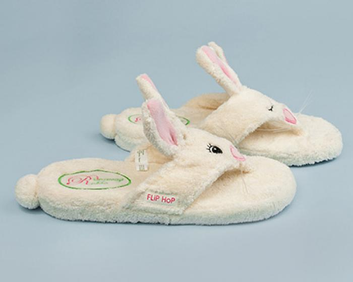 Flip Hop Bunny Spa Sandal 2