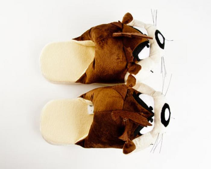 Taz Looney Tunes Character Slippers 4