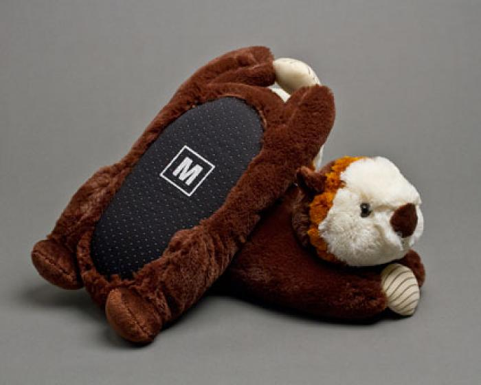 Otter Slippers 3