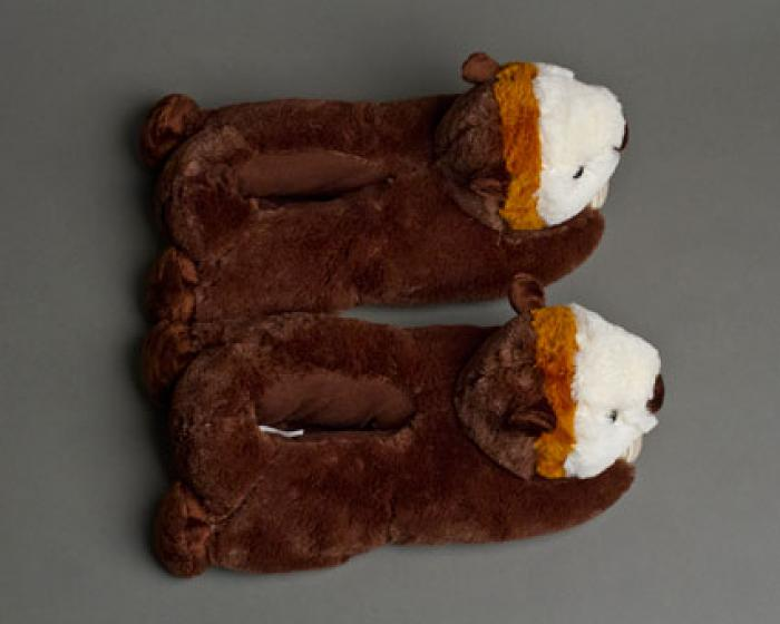 Otter Slippers 4
