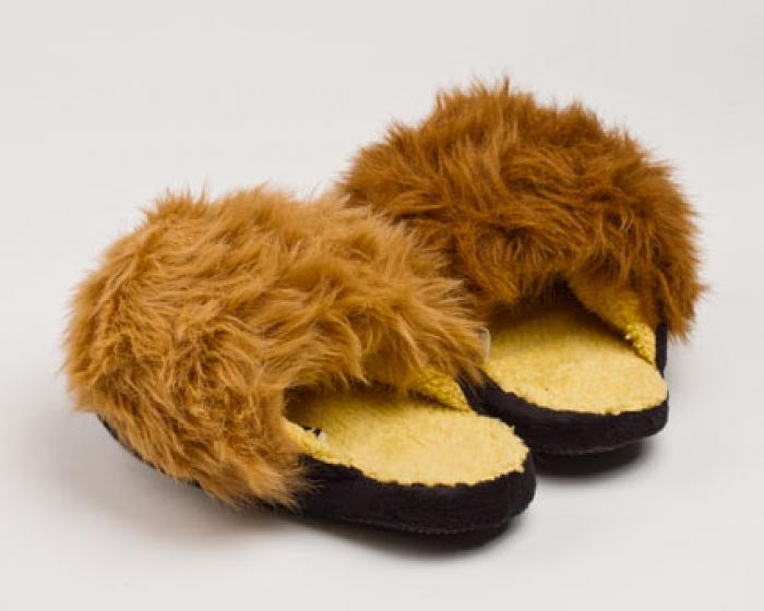 Star Trek Tribble Slippers 1